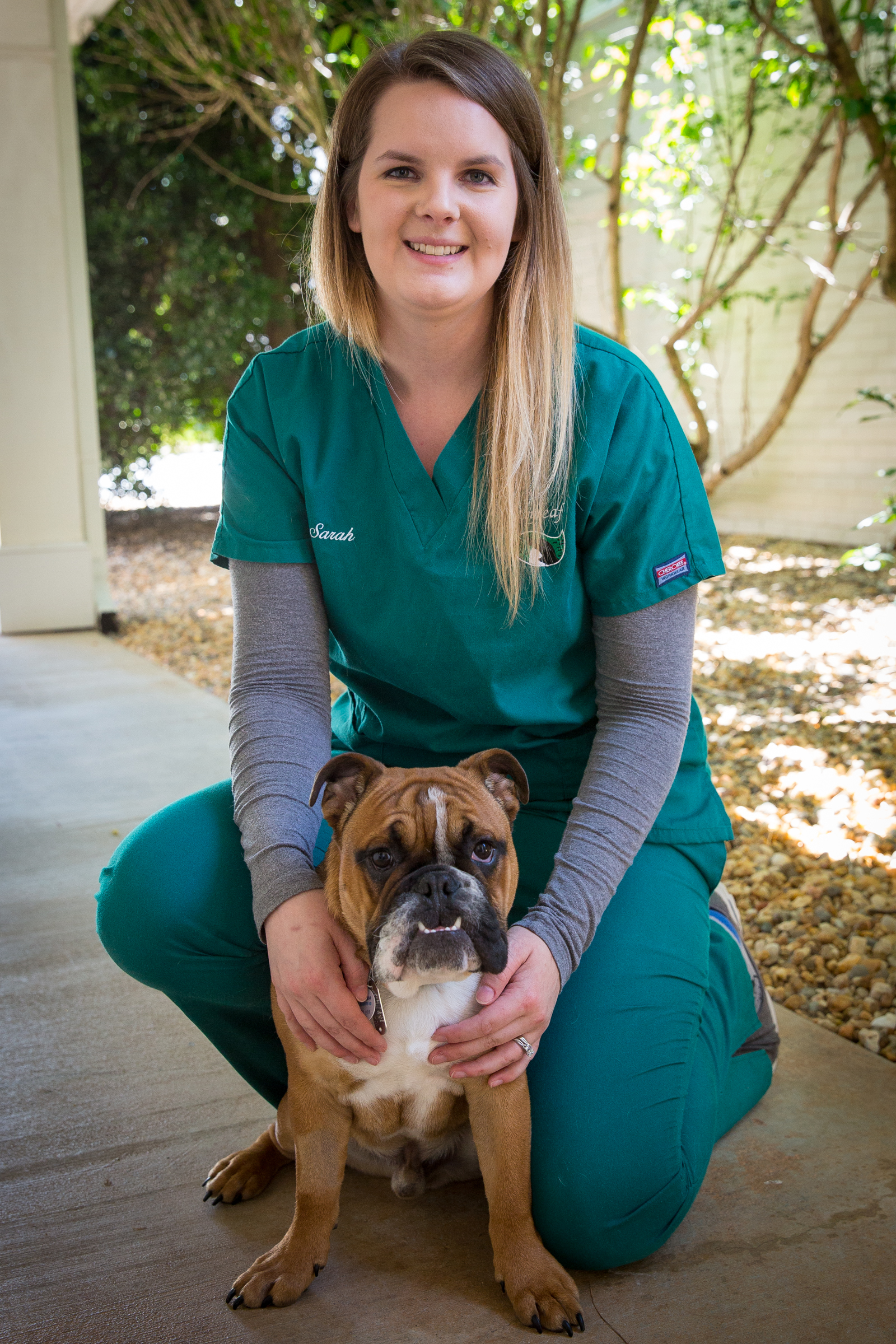 Raleigh Veterinary Hospital, Bayleaf, introduces it's